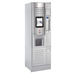 Торговый кофейный автомат Caffe Europa Multimedia