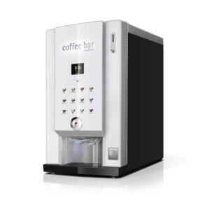 Настольный торговый кофейный автомат Doppio