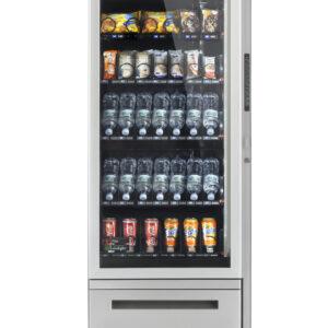 Торговый автомат для продажи штучной продукции Snack Side Europa