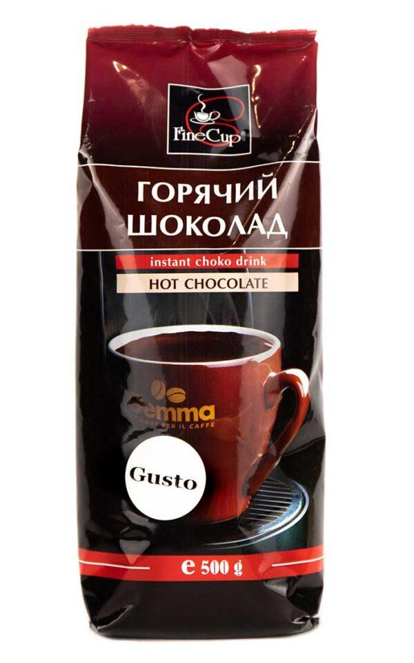 Какао-напиток горячий шоколад 500 гр. ТМ Fine Cup