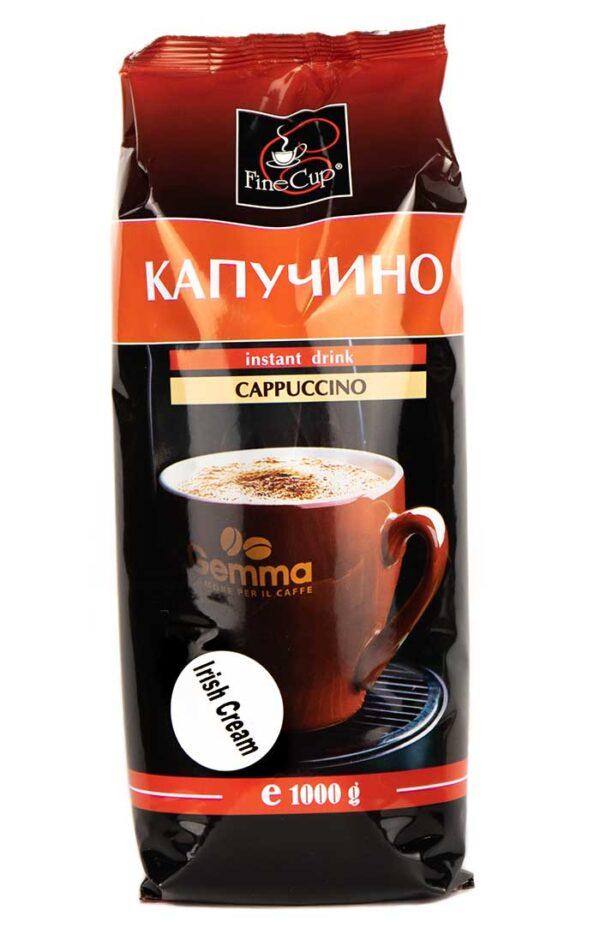 Напиток Cappuccino IrishCream 1000 гр. ТМ Fine Cup